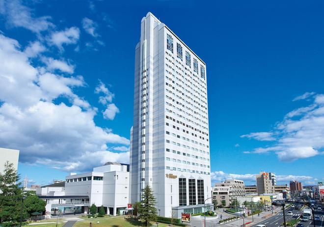 Miyako Hotel Amagasaki - Amagasaki - Gebäude