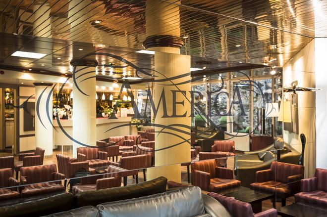 America Hotel Lourdes - Lourdes - Lounge