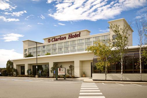 Clarion Hotel Airport - Portland - Toà nhà