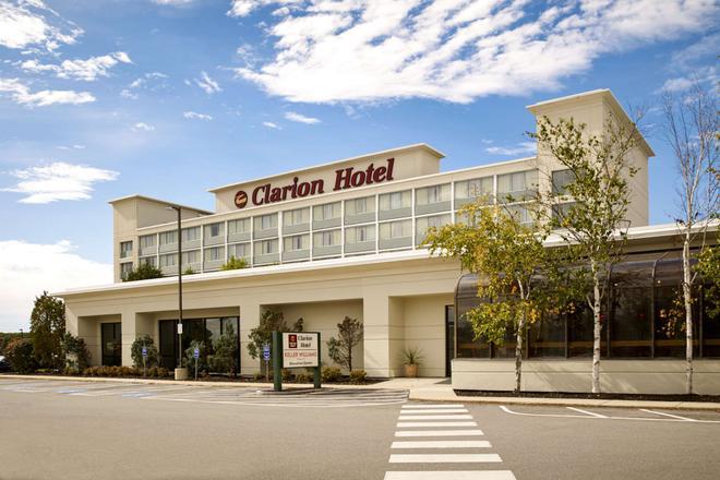 Clarion Hotel Airport - Portland - Bâtiment