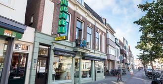 Stone Hostel Utrecht - אוטרכט - בניין