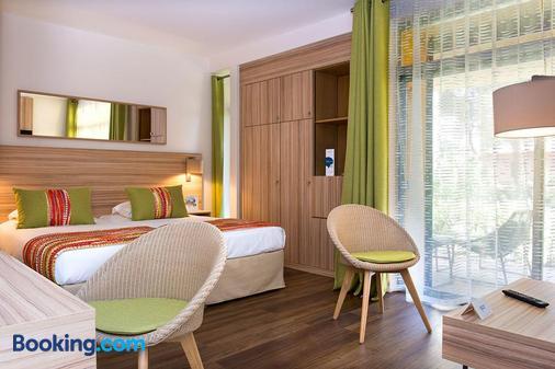 Hôtel Vacances Bleues Delcloy - Saint-Jean-Cap-Ferrat - Bedroom