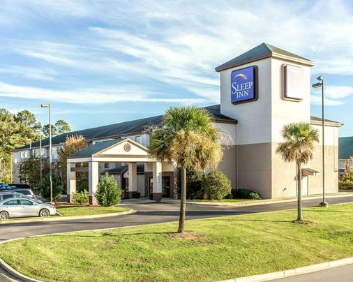 Sleep Inn Near Ft Jackson - Columbia - Rakennus