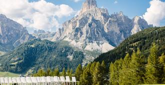Hotel La Perla The Leading Hotels Of The World - Corvara in Badia - Extérieur