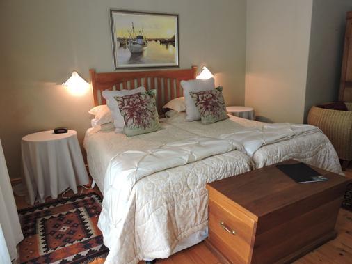 Adley House - Oudtshoorn - Bedroom