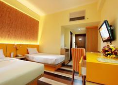 Pandanaran Hotel - Σεμαράνγκ - Κρεβατοκάμαρα