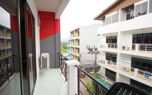 The Little Moon Residence - Patong - Balcony