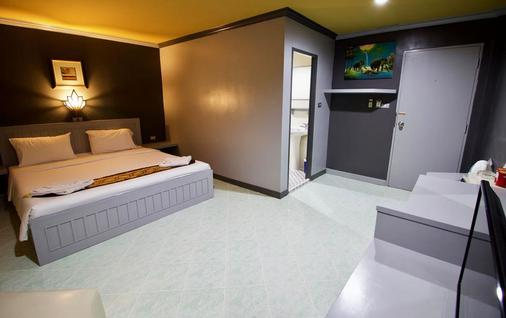 The Little Moon Residence - Patong - Bedroom