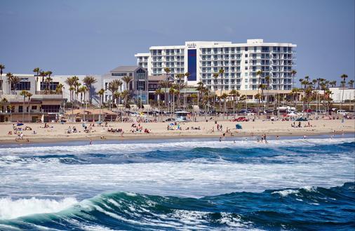 Paséa Hotel & Spa - Huntington Beach - Strand