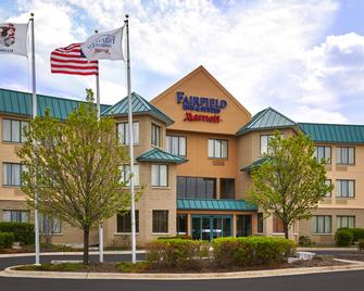 Fairfield Inn and Suites Chicago Lombard - Lombard - Gebouw