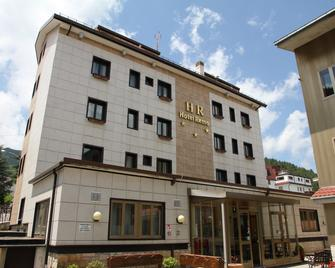 Hotel Da Remo - Roccaraso - Gebäude