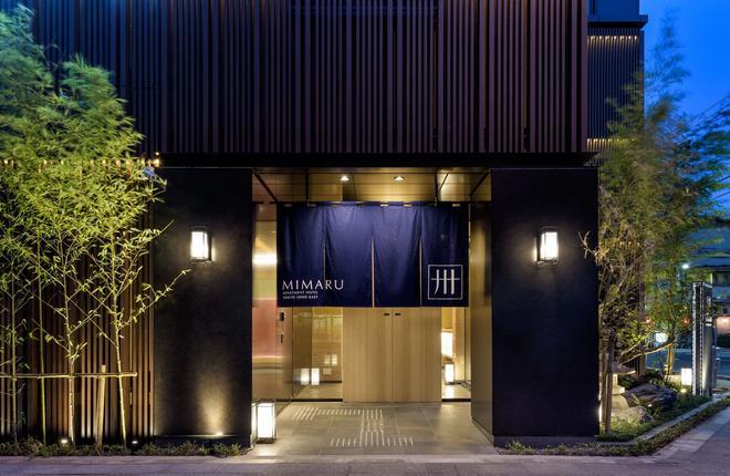 Mimaru Tokyo Ueno East - Τόκιο - Κτίριο