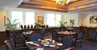 Le Royal Meridien Chennai - Madrás - Restaurante