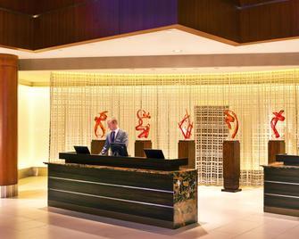 格林維爾君悅酒店 - 格林維爾 - 格林維爾(南卡羅來納州) - 櫃檯
