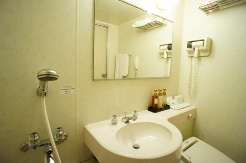 Osaka Joytel Hotel - Osaka - Bathroom