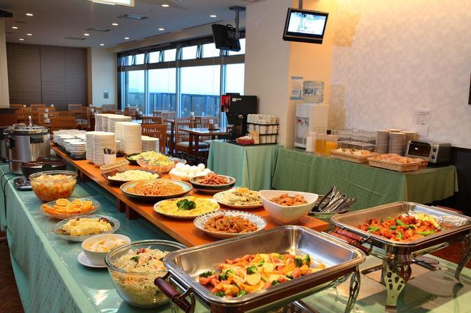 大阪Best Western Joytel飯店 - 大阪 - 自助餐