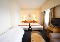 Osaka Joytel Hotel - Osaka - Bedroom