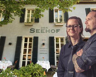 Der Seehof Rheinsberg - Kleinzerlang