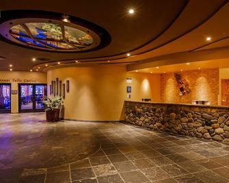 Best Western Plus Kootenai River Inn Casino & Spa - Bonners Ferry - Rezeption