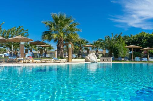 Stamos Hotel - Afántou - Pool