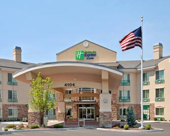 Holiday Inn Express & Suites Nampa - Idaho Center - Nampa - Gebouw
