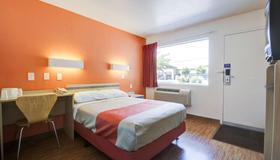 Motel 6 Salt Lake City Downtown - Salt Lake City - Bedroom