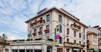 Grand Hotel Du Parc - Aix-les-Bains - Edificio