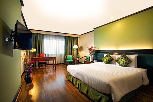 Aspira Grand Regency Sukhumvit 22 - Bangkok - Phòng ngủ