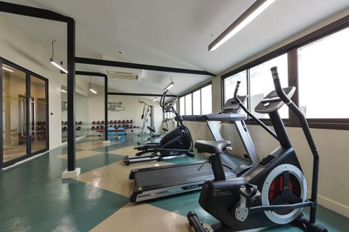 Aspira Grand Regency Sukhumvit 22 - Bangkok - Gym