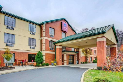 Comfort Suites - Coraopolis - Building