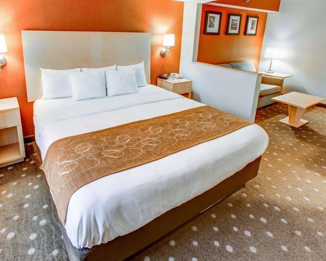 Comfort Suites - Coraopolis - Bedroom