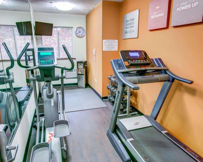 Comfort Suites - Coraopolis - Gym