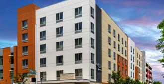 Fairfield Inn & Suites Cincinnati Uptown/University Area - Cincinnati - Edificio