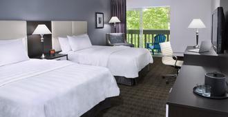 Toronto Don Valley Hotel and Suites - טורונטו - חדר שינה