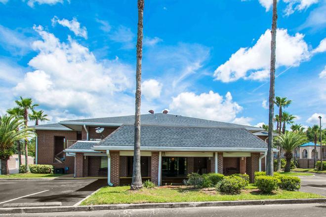 Econo Lodge - Jacksonville - Rakennus