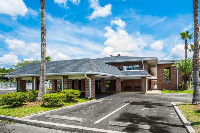 Econo Lodge - Jacksonville - Toà nhà