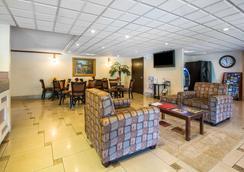 Econo Lodge - Jacksonville - Oleskelutila