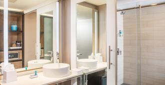Aloft New York Laguardia Airport - Queens - Phòng tắm