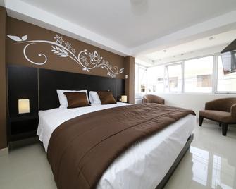 Solec Business Hotel - Chiclayo - Bedroom