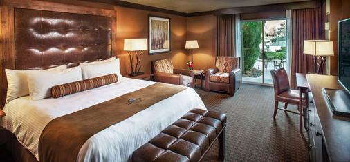 Creekside Inn - Bishop - Bedroom
