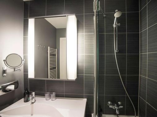阿德吉奧布魯塞爾中心莫内公寓酒店 - 布魯塞爾 - 布魯塞爾 - 浴室