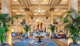 Willard Intercontinental Washington, An Ihg Hotel - Washington - Lobby