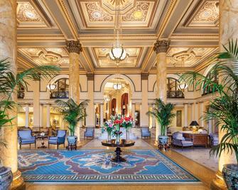 Willard Intercontinental Washington, An Ihg Hotel - Washington D.C. - Lobby