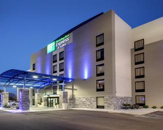 Holiday Inn Express & Suites Jackson Downtown - Coliseum - Jackson - Gebouw