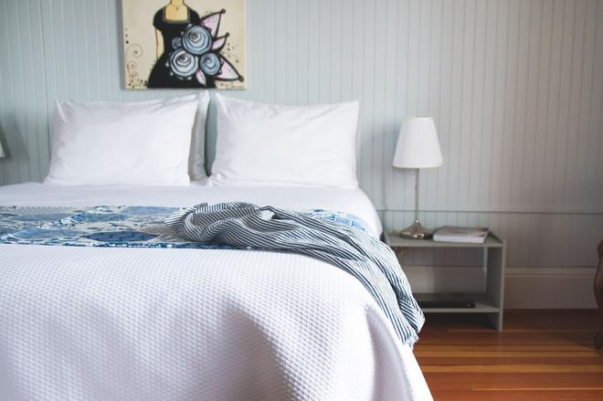 Auberge La Seigneurie - Matane - Bedroom