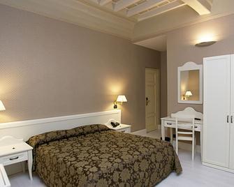 Palazzo Riario - Viterbo - Bedroom