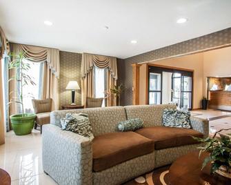 Comfort Inn - Bourbonnais - Wohnzimmer