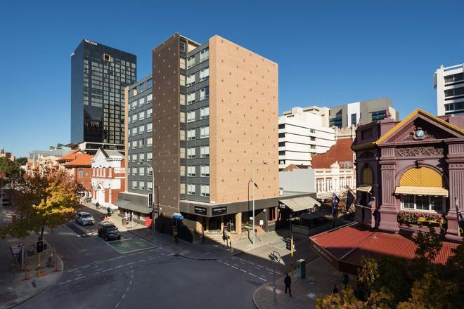 Pensione Hotel Perth - Perth - Toà nhà