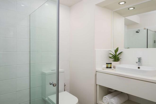 Pensione Hotel Perth - Perth - Phòng tắm