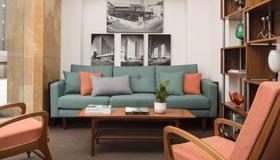 Pensione Hotel Perth - Perth - Sala de estar